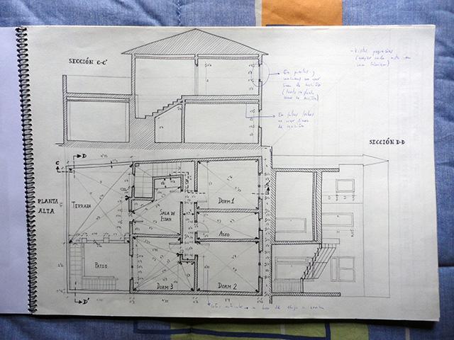 El Plano De Mi Casa Ocio Dom Stico